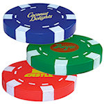 Casino Chip Stress Balls
